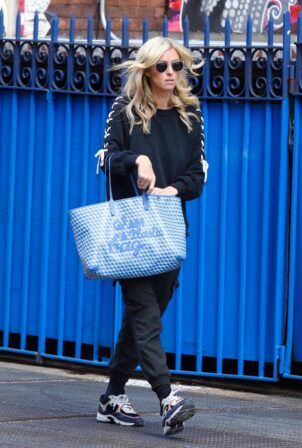 Nicky Hilton - Seen around Manhattan's Soho area