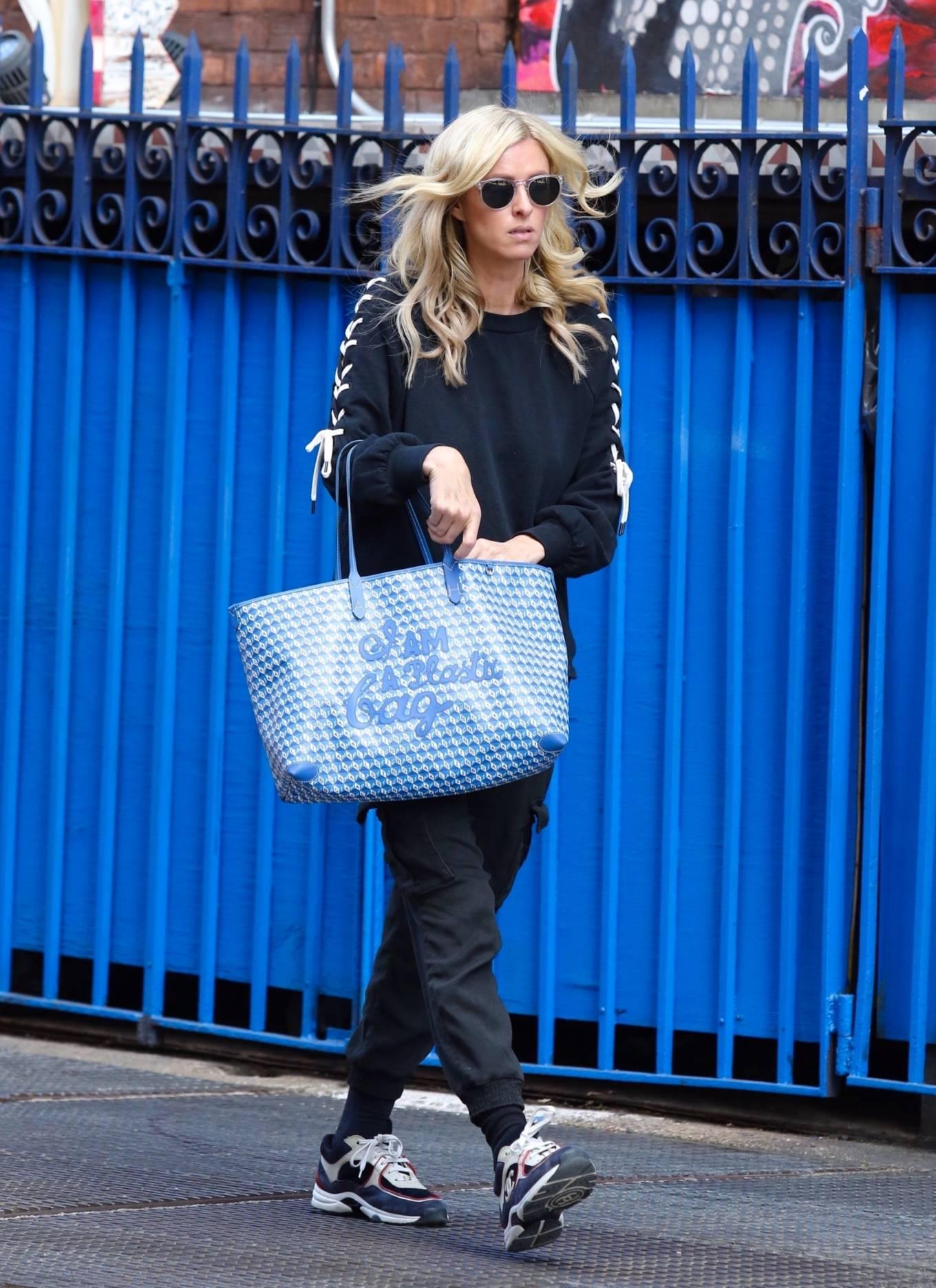 Nicky Hilton - Seen around Manhattan's Soho area