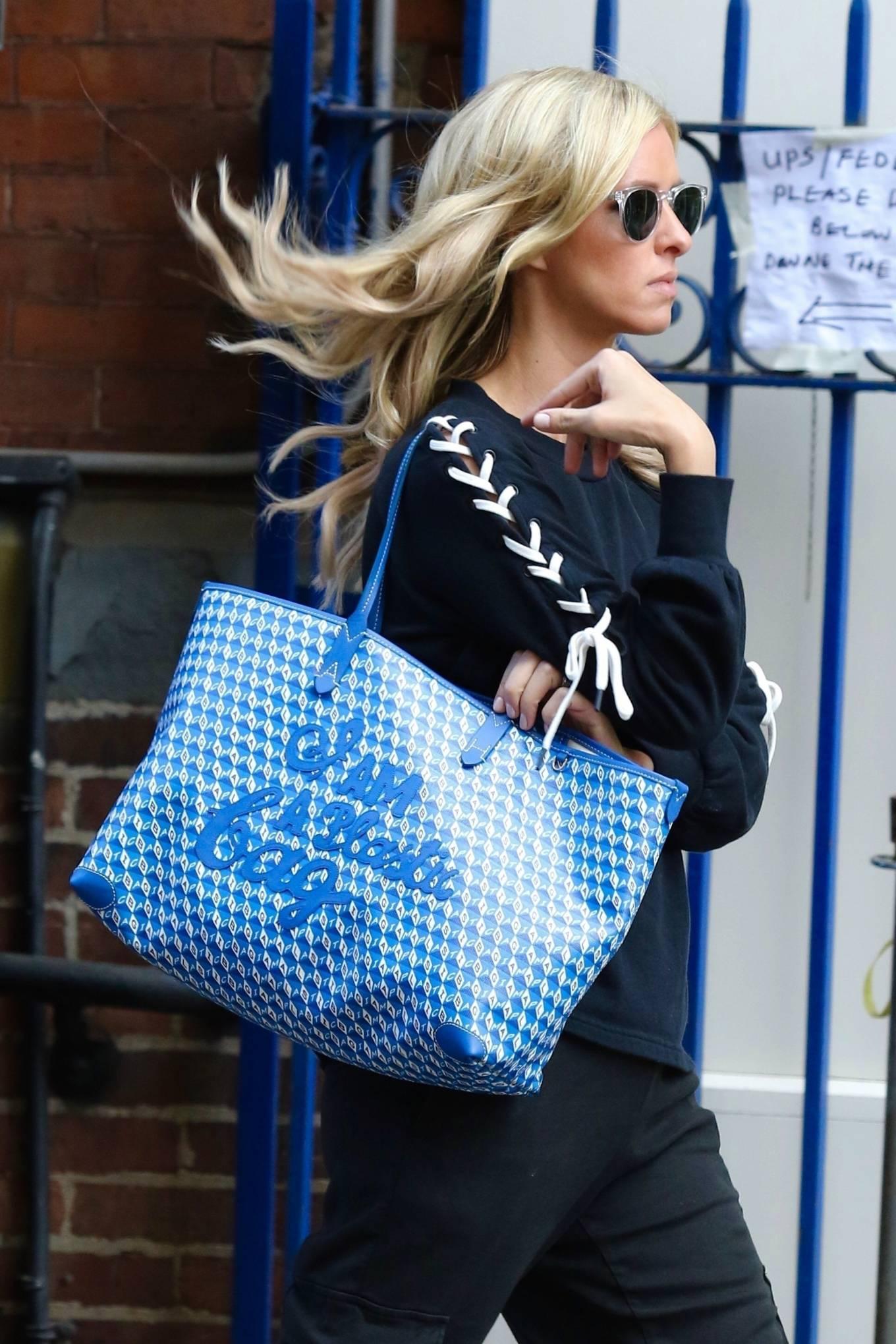 Nicky Hilton 2021 : Nicky Hilton – Seen around Manhattan's Soho area-03