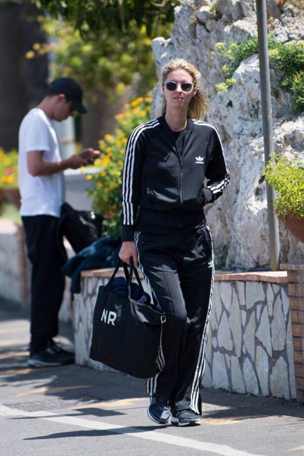Nicky Hilton - Seen in Capri ahead of the UNICEF italia and LuisaViaRoma summer gala
