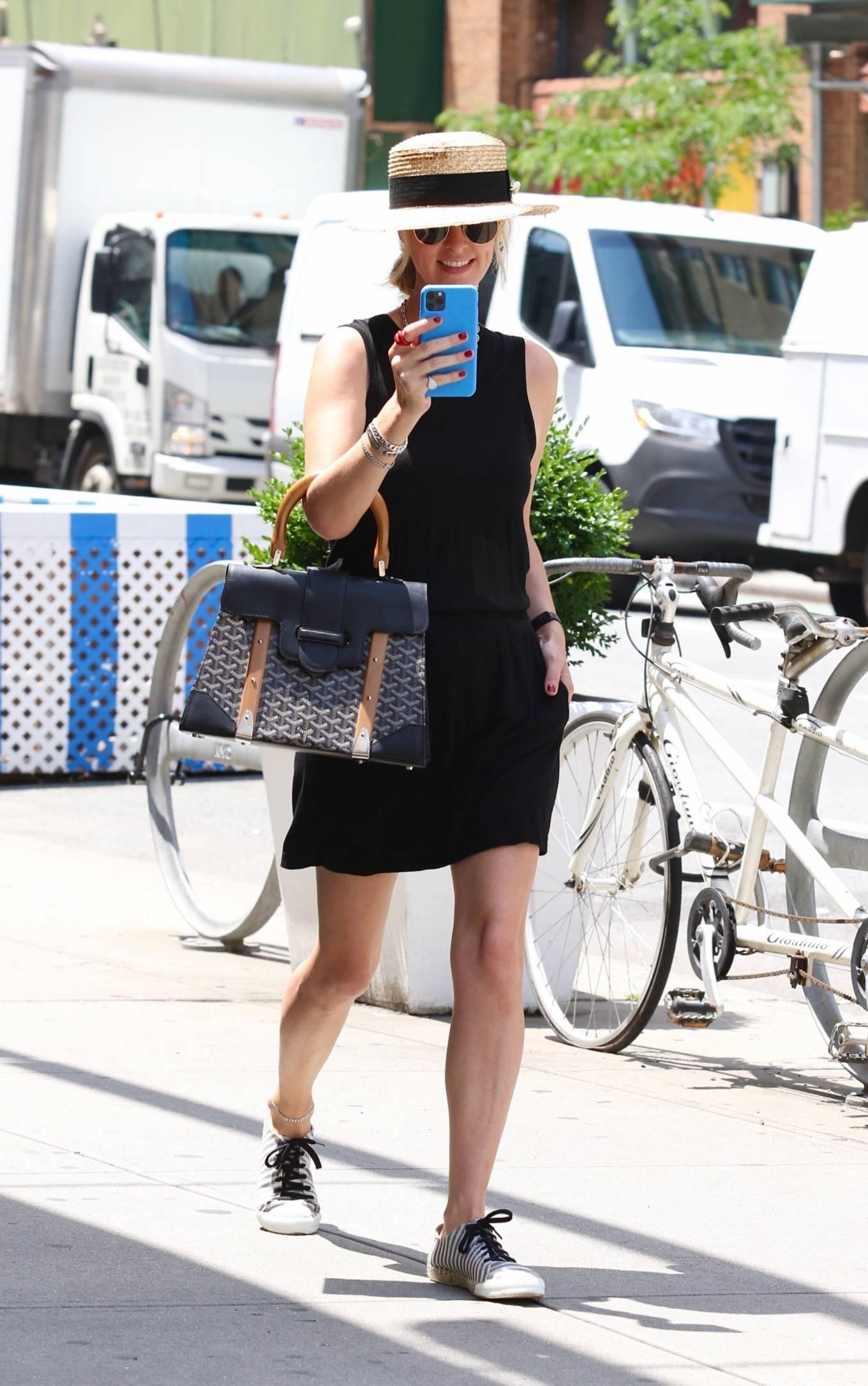 Nicky Hilton 2021 : Nicky Hilton – Seen on a hot day in New York-02