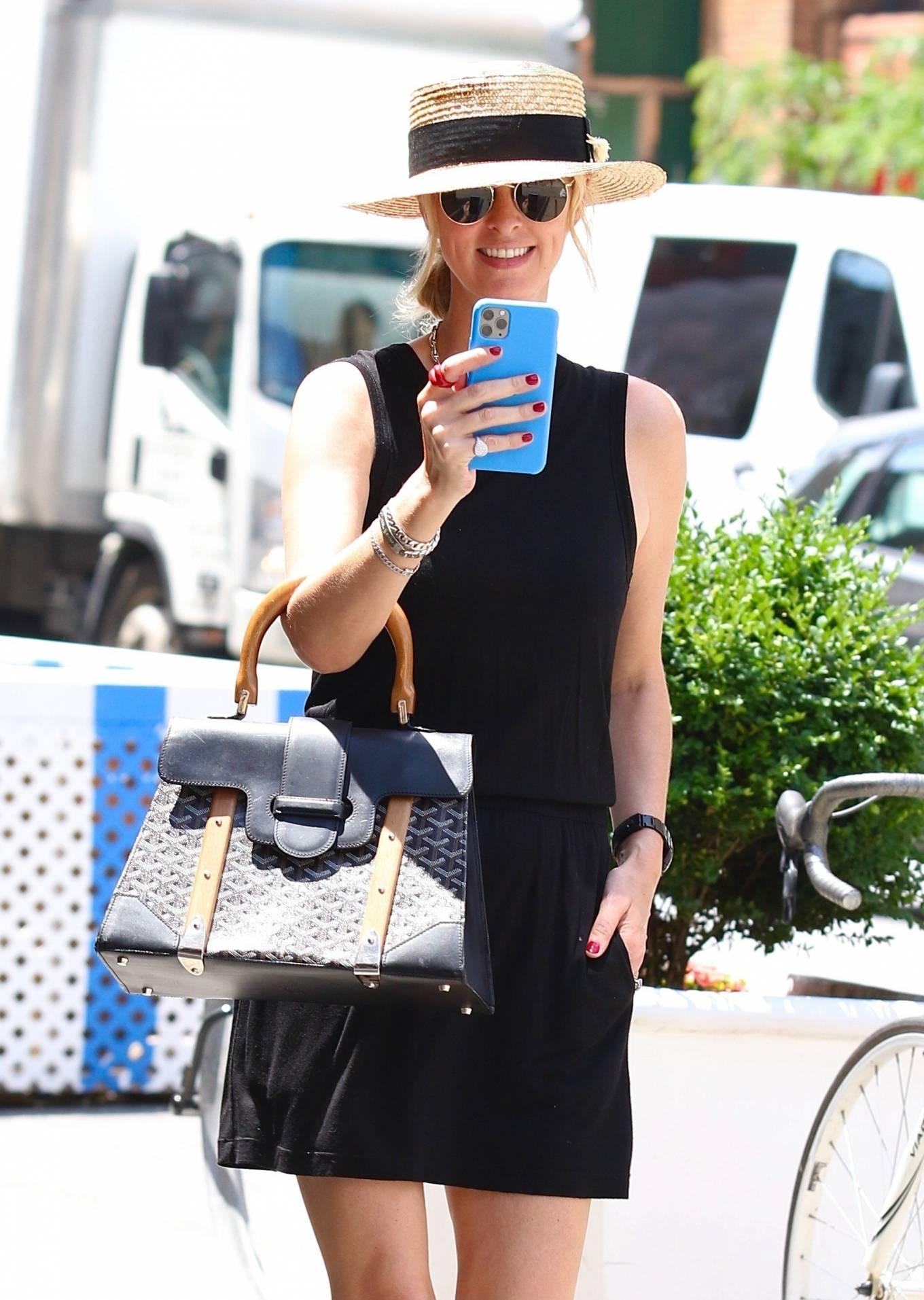 Nicky Hilton 2021 : Nicky Hilton – Seen on a hot day in New York-03