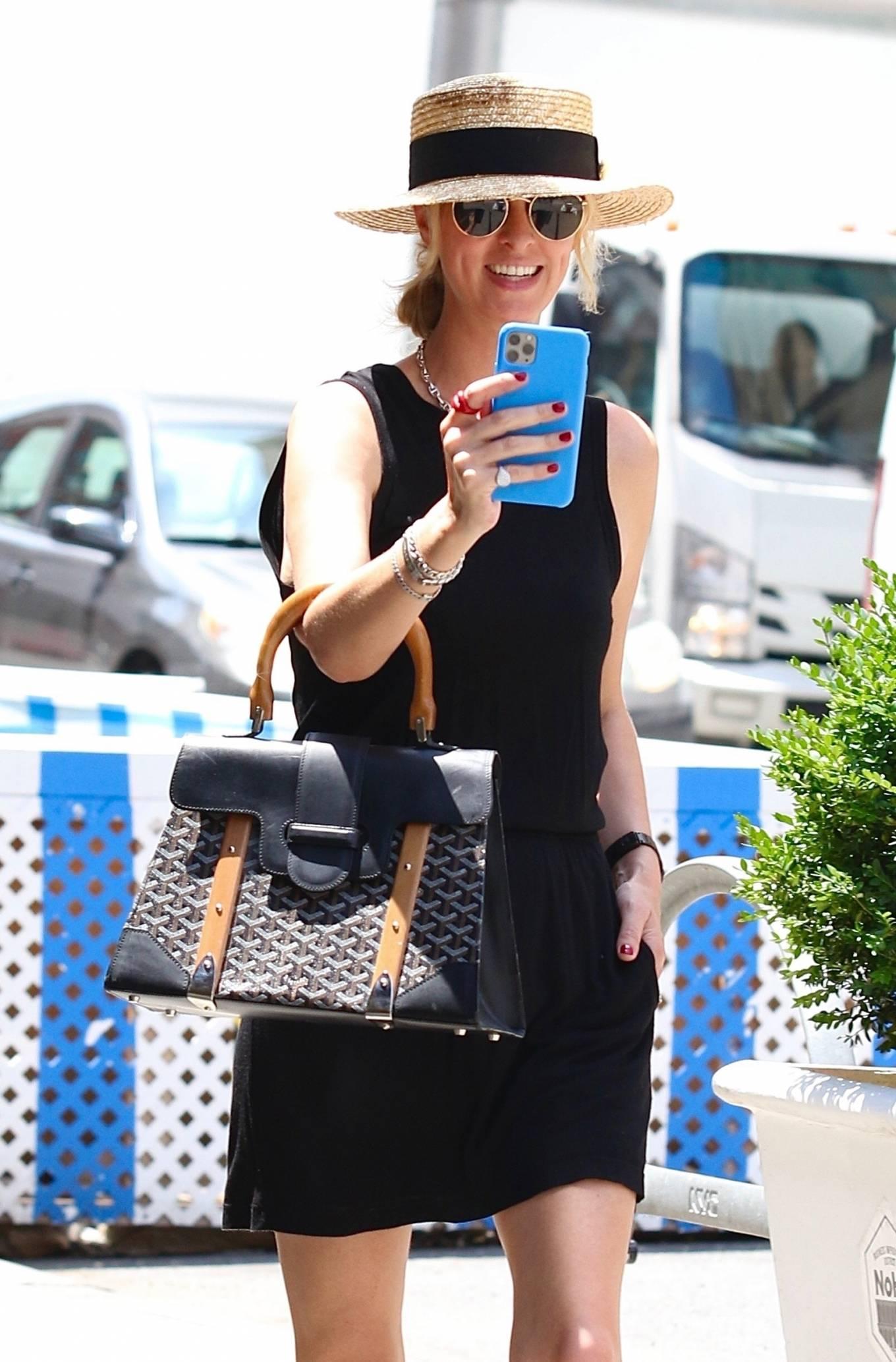 Nicky Hilton 2021 : Nicky Hilton – Seen on a hot day in New York-05