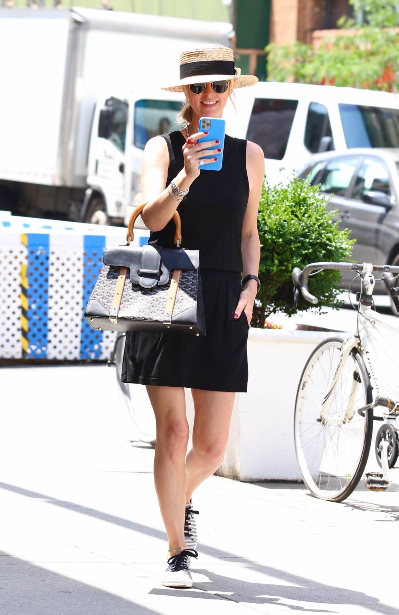 Nicky Hilton 2021 : Nicky Hilton – Seen on a hot day in New York-06