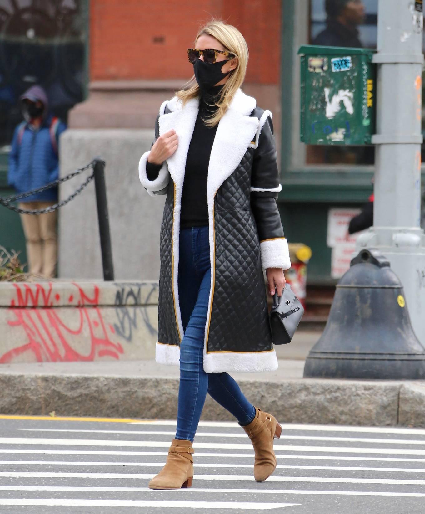 Nicky Hilton 2021 : Nicky Hilton – Seen on the street in Soho – New York-01