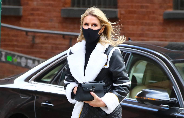 Nicky Hilton 2021 : Nicky Hilton – Seen on the street in Soho – New York-02