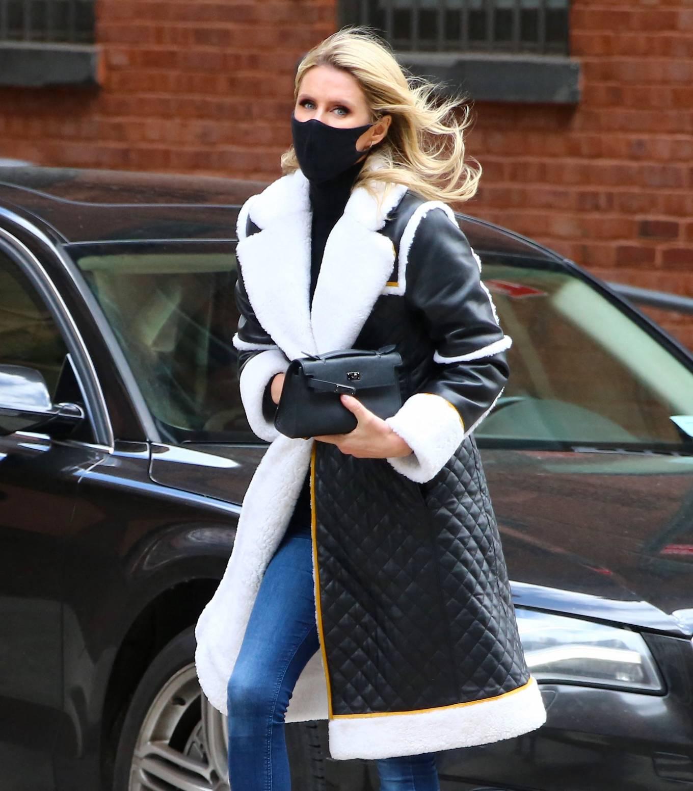 Nicky Hilton 2021 : Nicky Hilton – Seen on the street in Soho – New York-04
