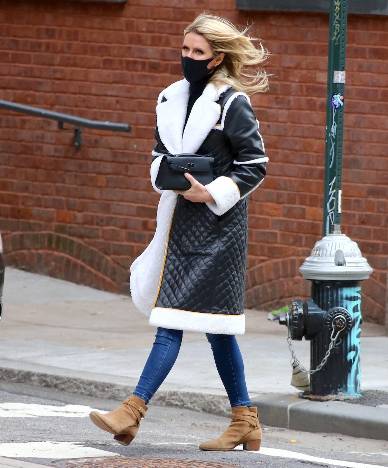 Nicky Hilton 2021 : Nicky Hilton – Seen on the street in Soho – New York-05