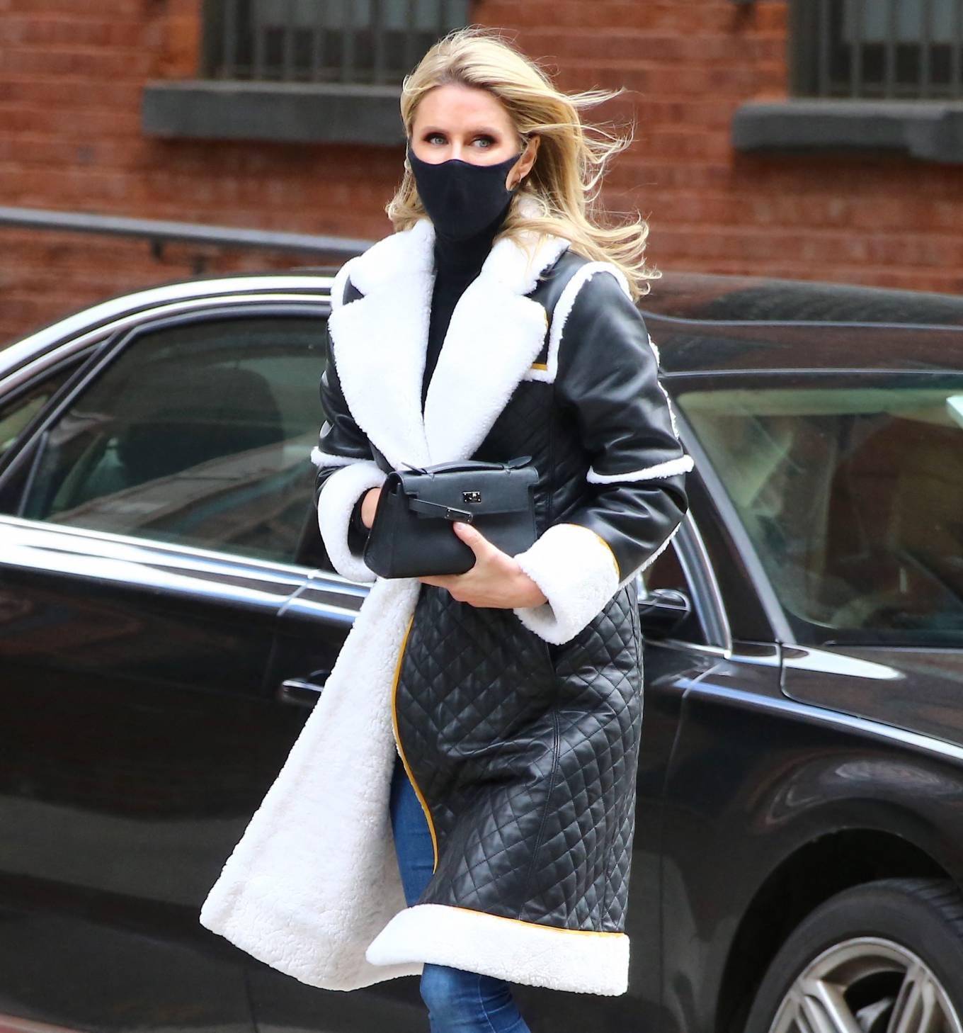 Nicky Hilton 2021 : Nicky Hilton – Seen on the street in Soho – New York-07