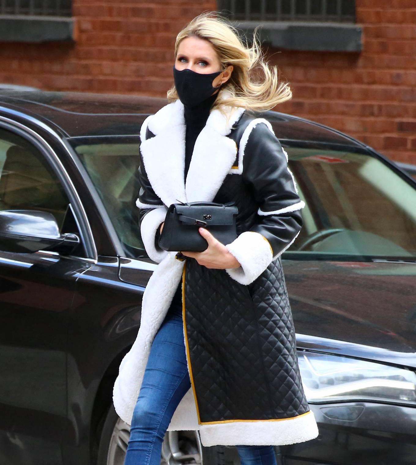 Nicky Hilton 2021 : Nicky Hilton – Seen on the street in Soho – New York-10