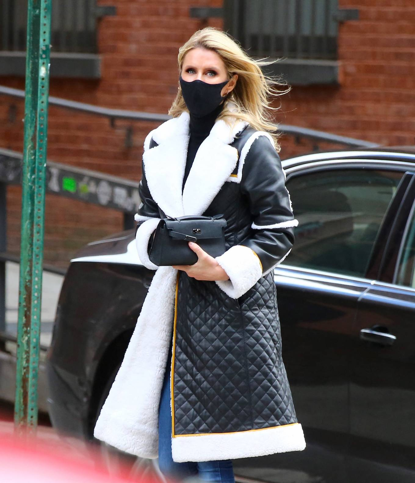Nicky Hilton 2021 : Nicky Hilton – Seen on the street in Soho – New York-15