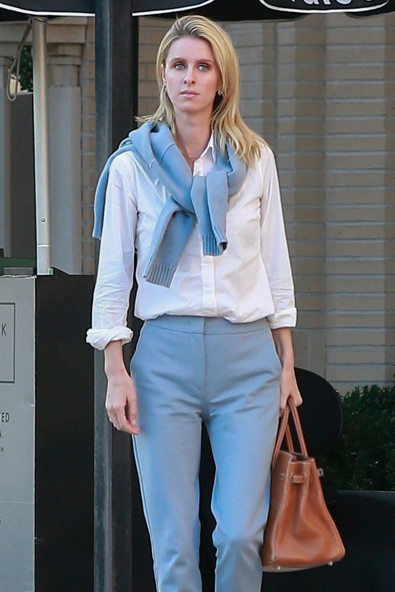 Nicky Hilton - Shopping at Barneys New York in Beverly Hills