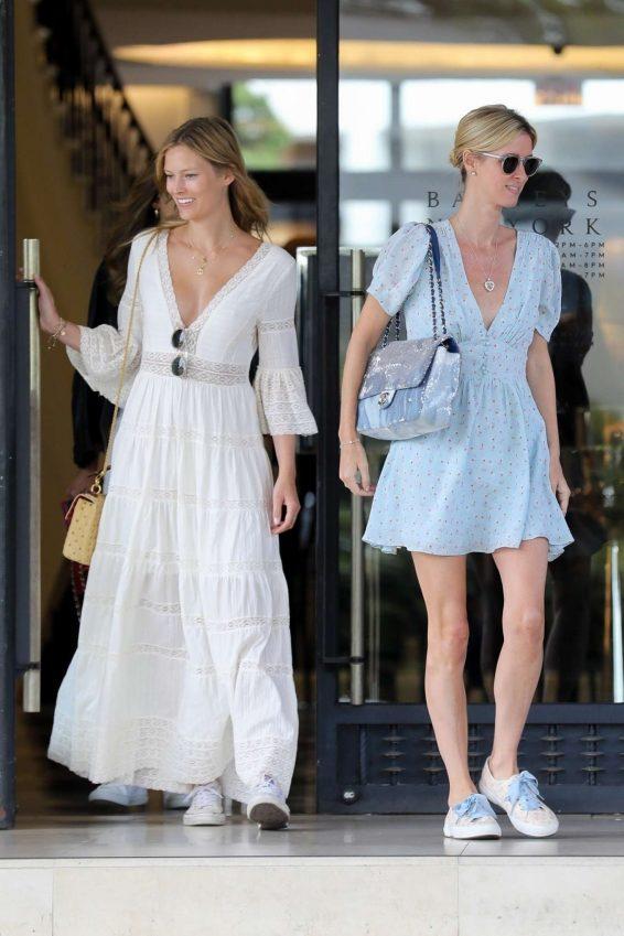 Nicky Hilton 2019 : Nicky Hilton – Shopping at Barneys New York-12