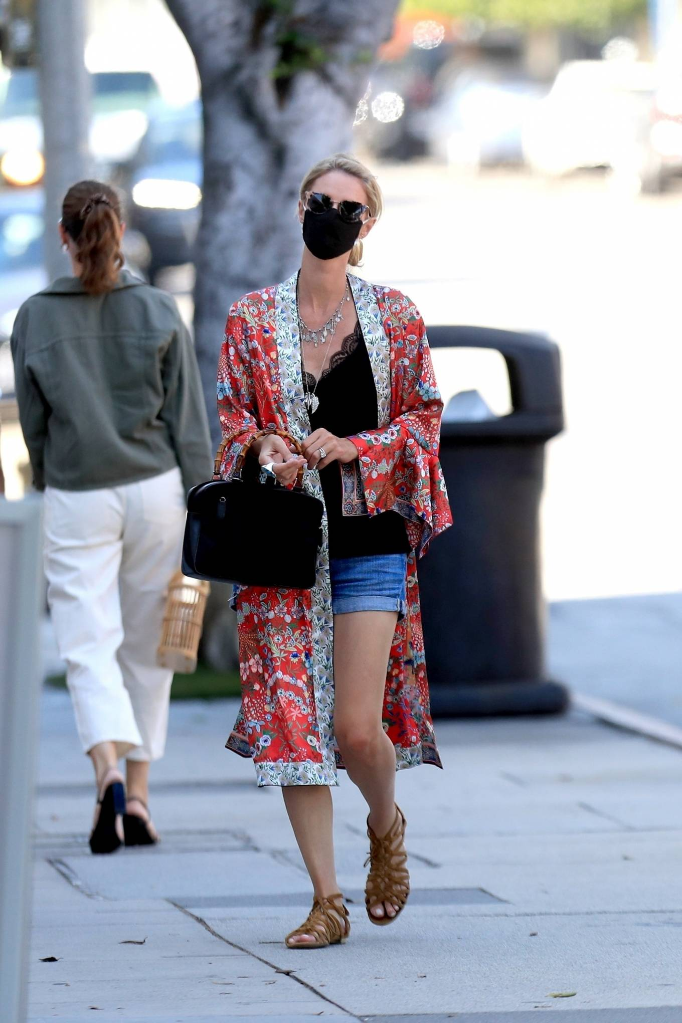 Nicky Hilton 2020 : Nicky Hilton – Shopping at Kitson Kids in West Hollywood-01