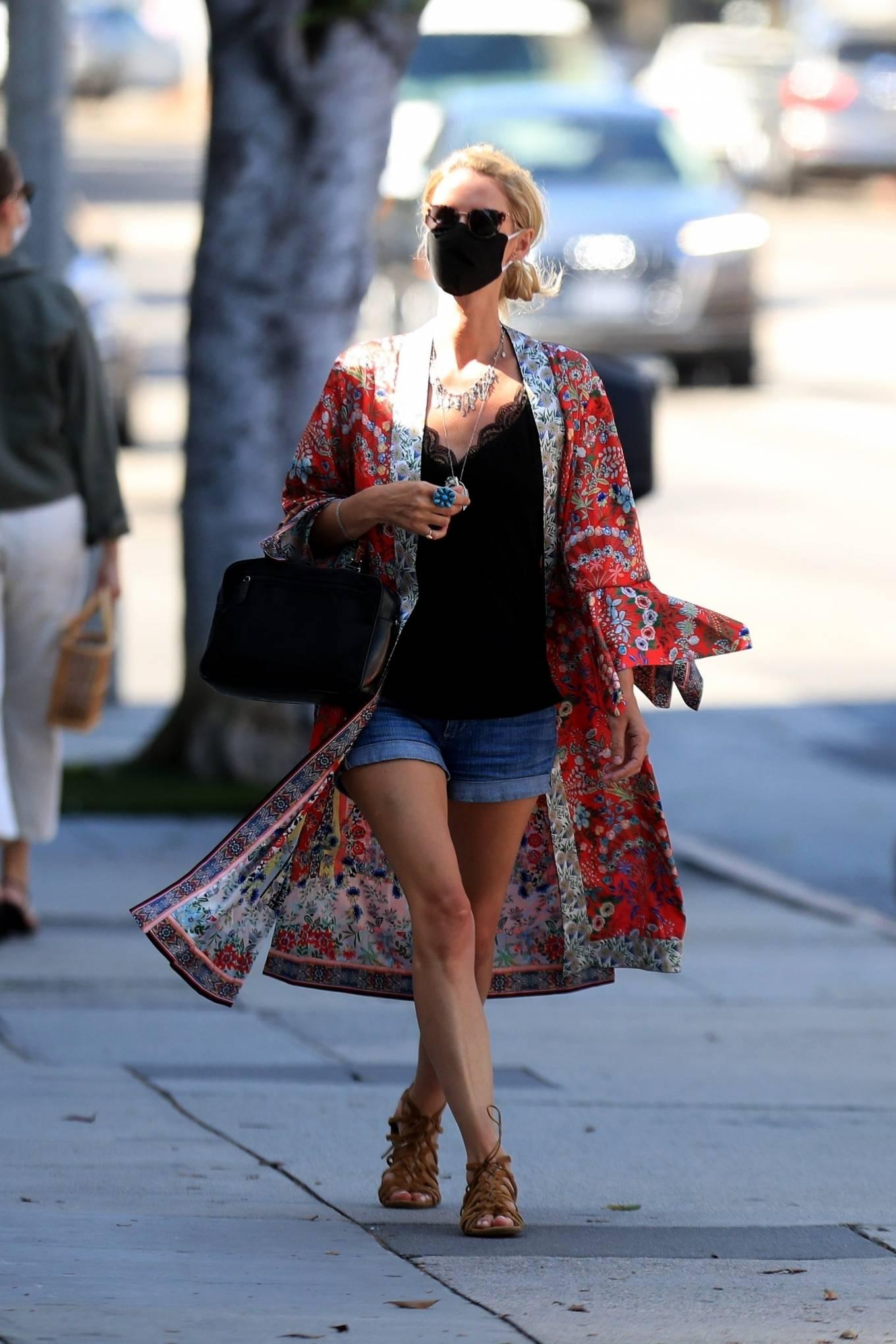Nicky Hilton 2020 : Nicky Hilton – Shopping at Kitson Kids in West Hollywood-09