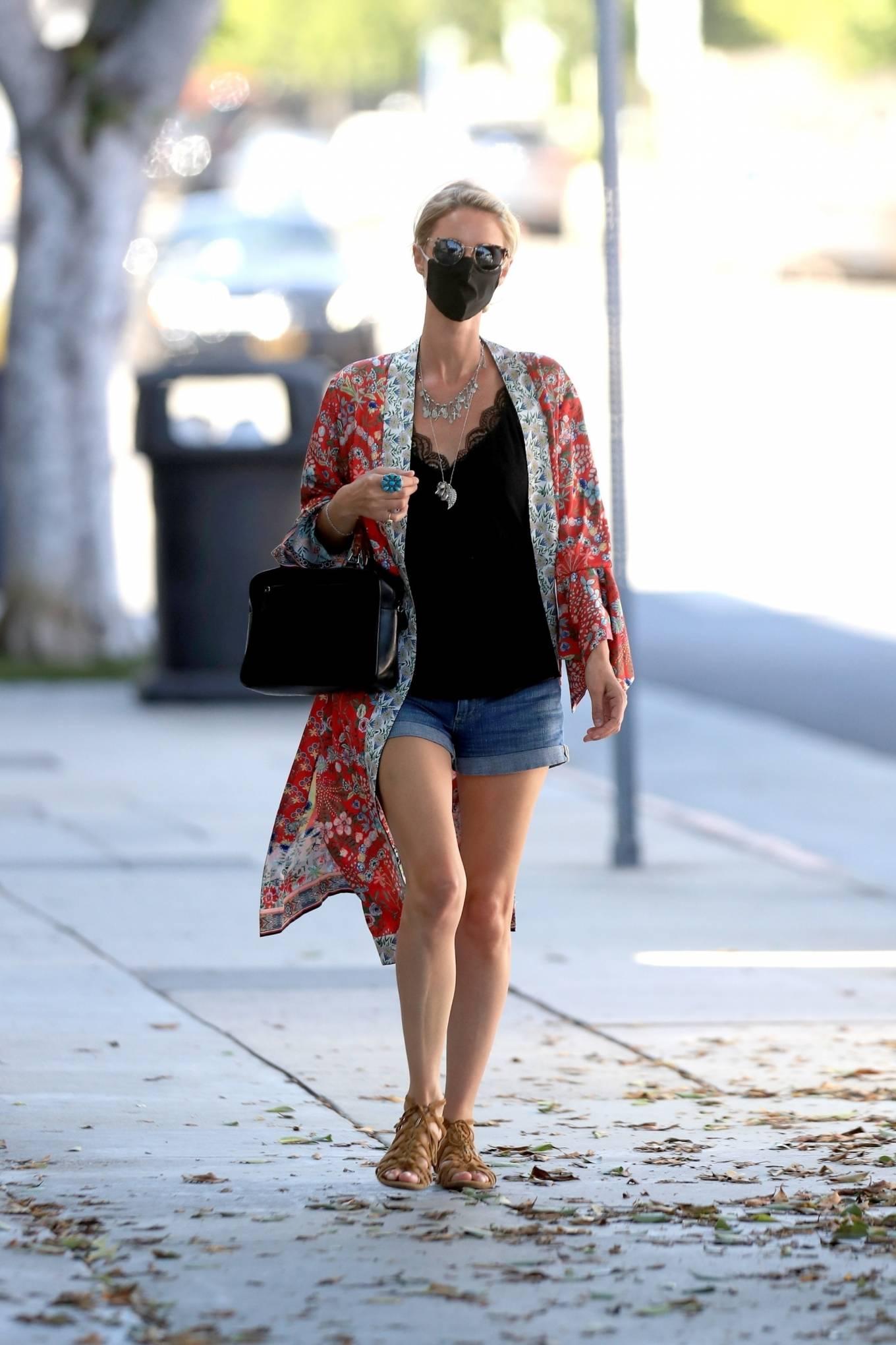 Nicky Hilton 2020 : Nicky Hilton – Shopping at Kitson Kids in West Hollywood-18