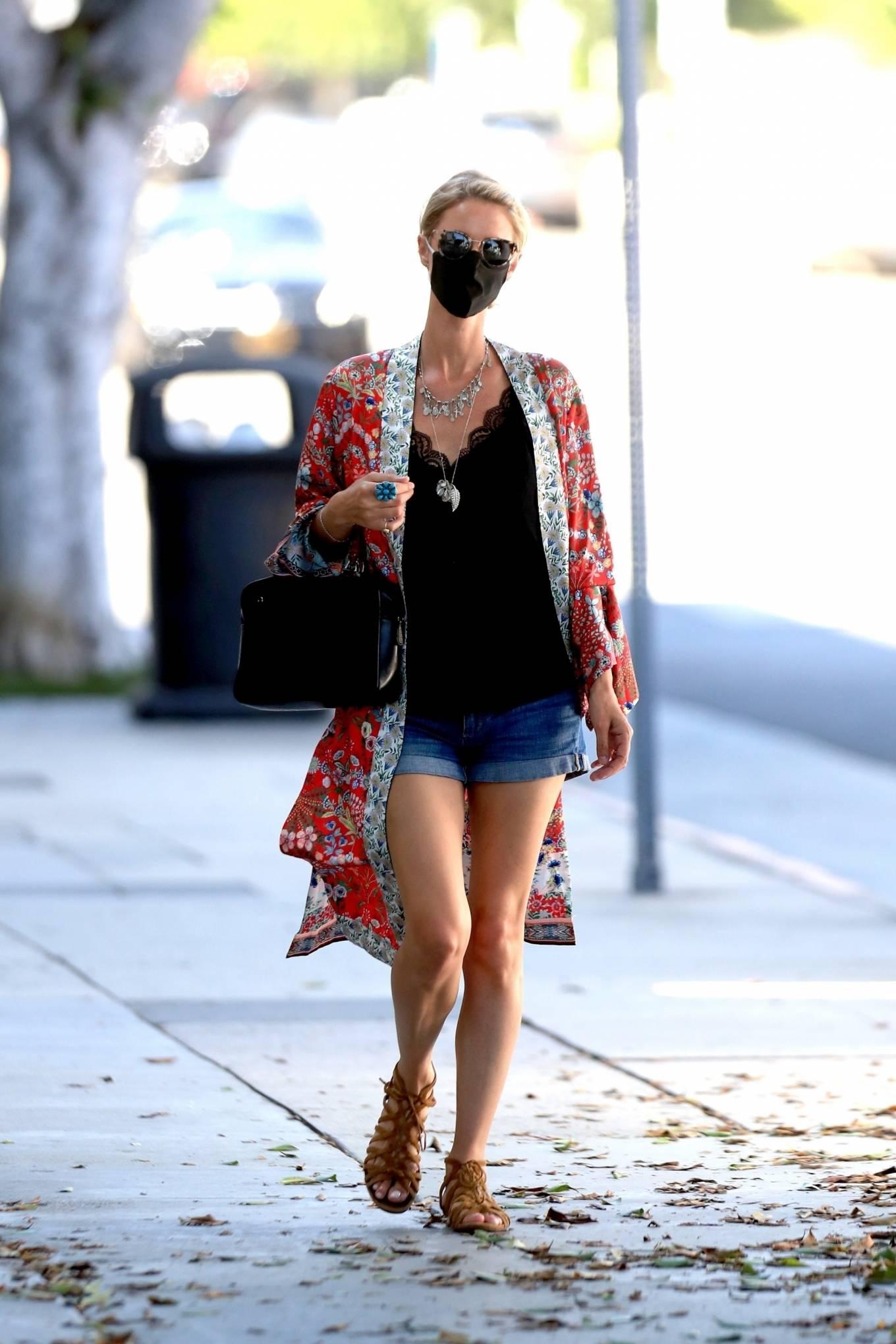 Nicky Hilton 2020 : Nicky Hilton – Shopping at Kitson Kids in West Hollywood-23