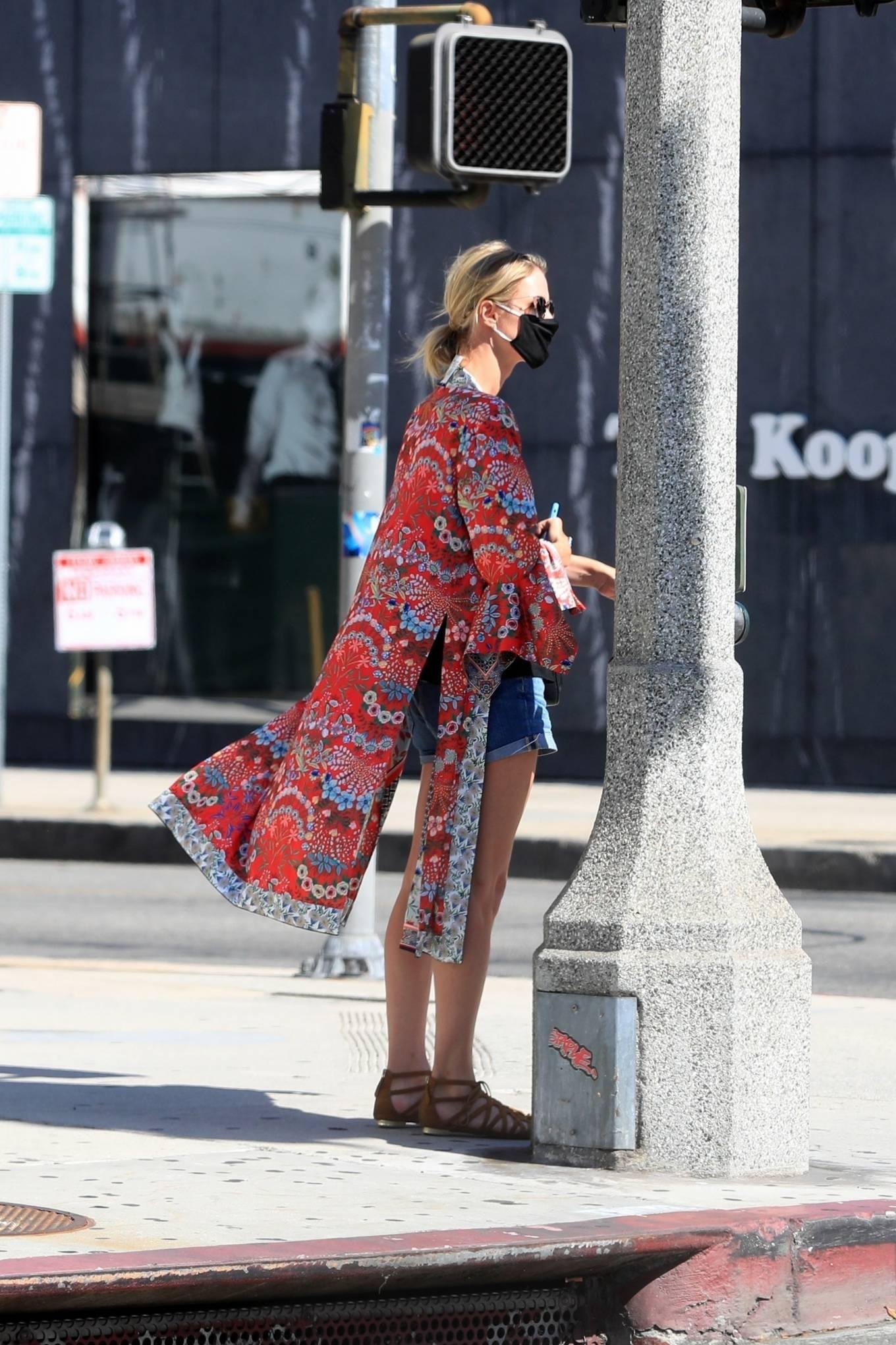 Nicky Hilton 2020 : Nicky Hilton – Shopping at Kitson Kids in West Hollywood-25