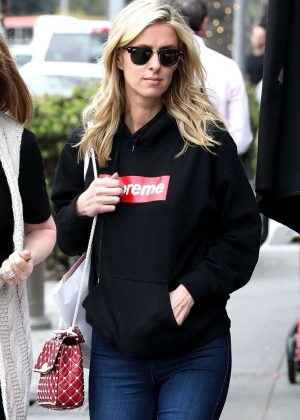 Nicky Hilton - Shopping in Beverly Hills