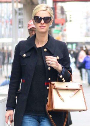 Nicky Hilton - Shopping in New York City