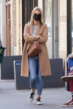 Nicky Hilton - Sighting in New York