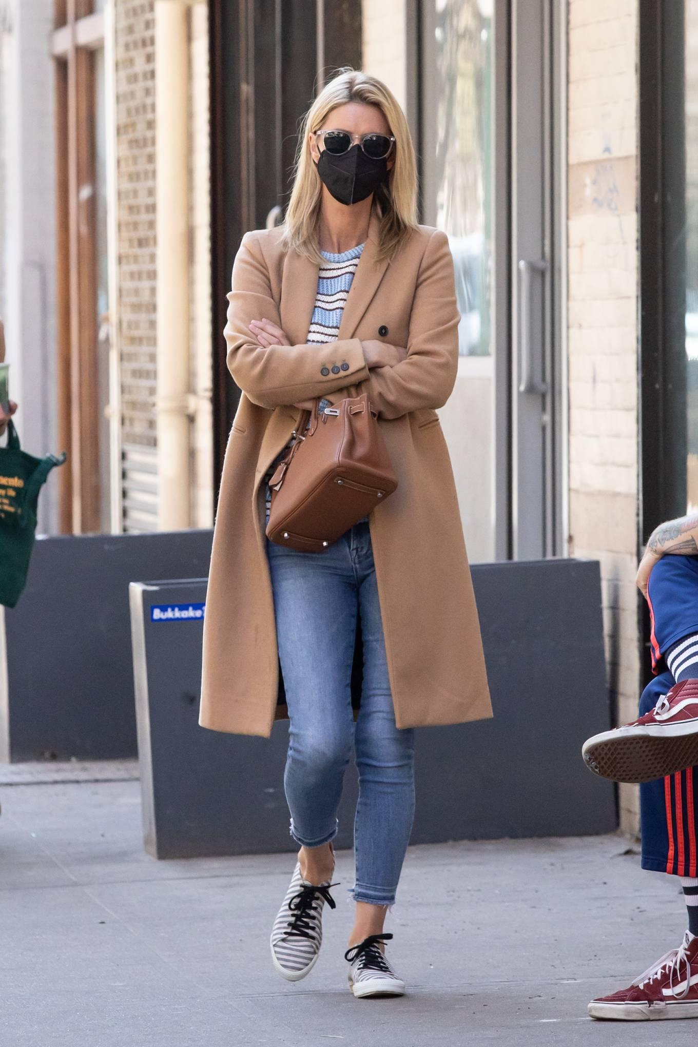 Nicky Hilton - Sighting in New York