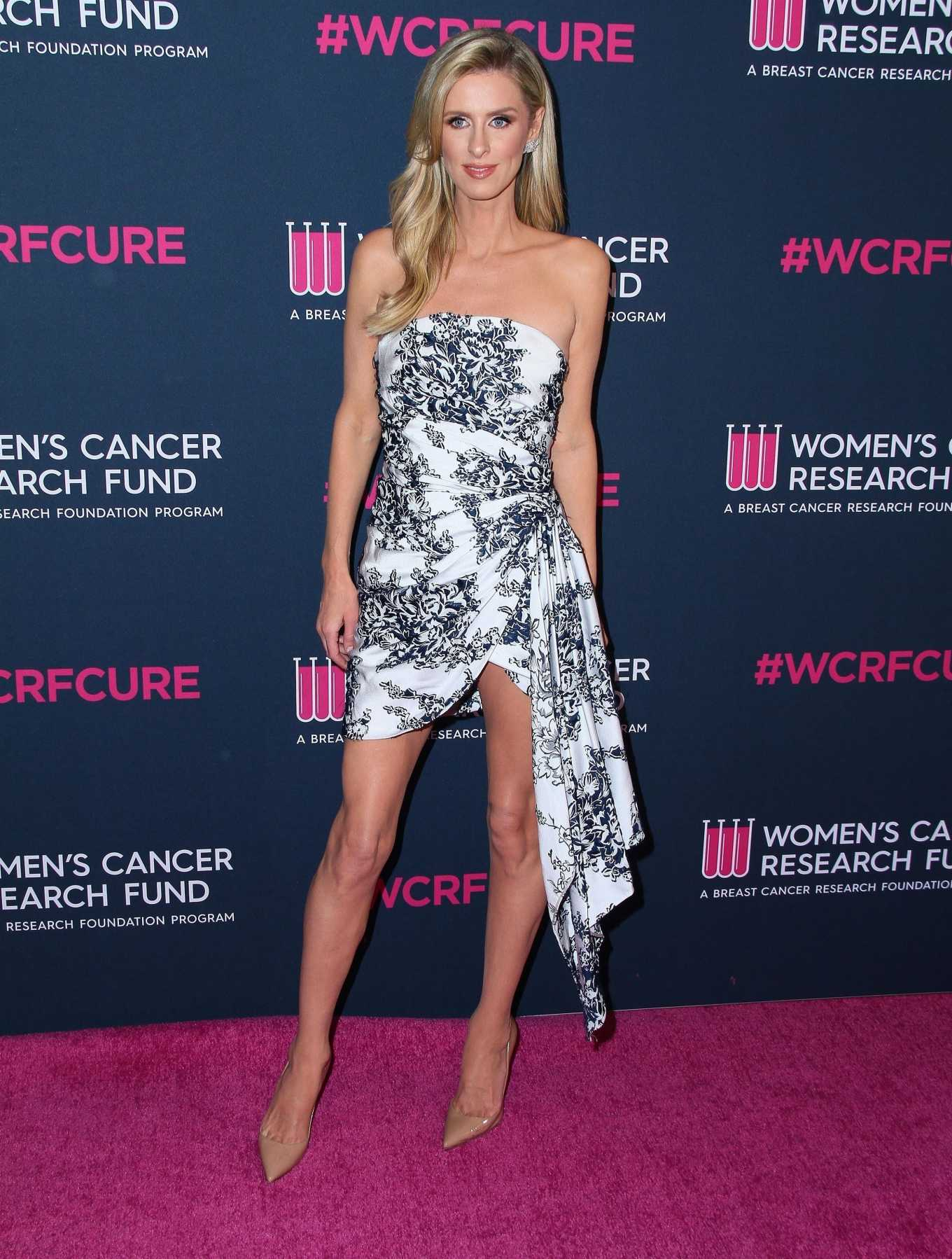 Nicky Hilton -The Womens Cancer Research Fund hosts An Unforgettable Evening in Beverly Hills