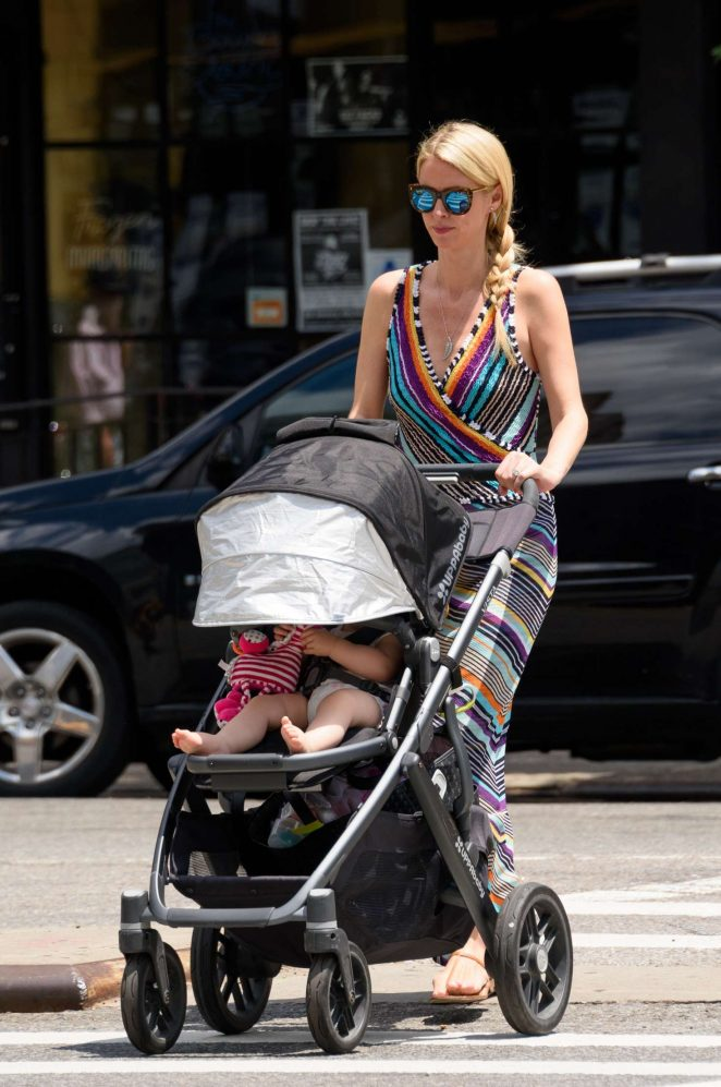 Nicky Hilton with her daughter Lily-Grace -11