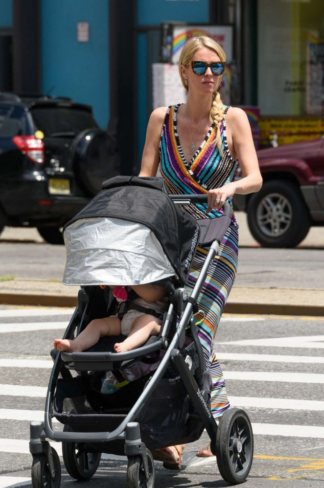 Nicky Hilton with her daughter Lily-Grace -14