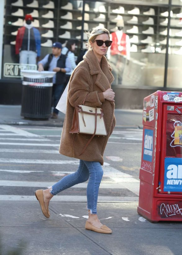 Nicky Hilton 2020 : Nicky Hilton with her husband out in New York-06