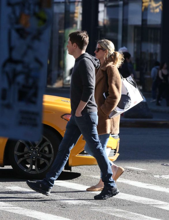 Nicky Hilton 2020 : Nicky Hilton with her husband out in New York-07