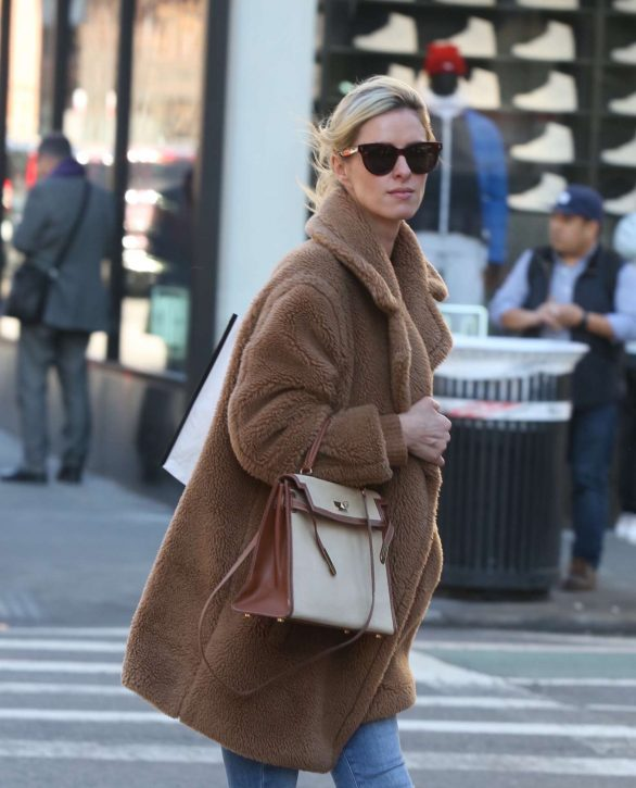 Nicky Hilton 2020 : Nicky Hilton with her husband out in New York-08