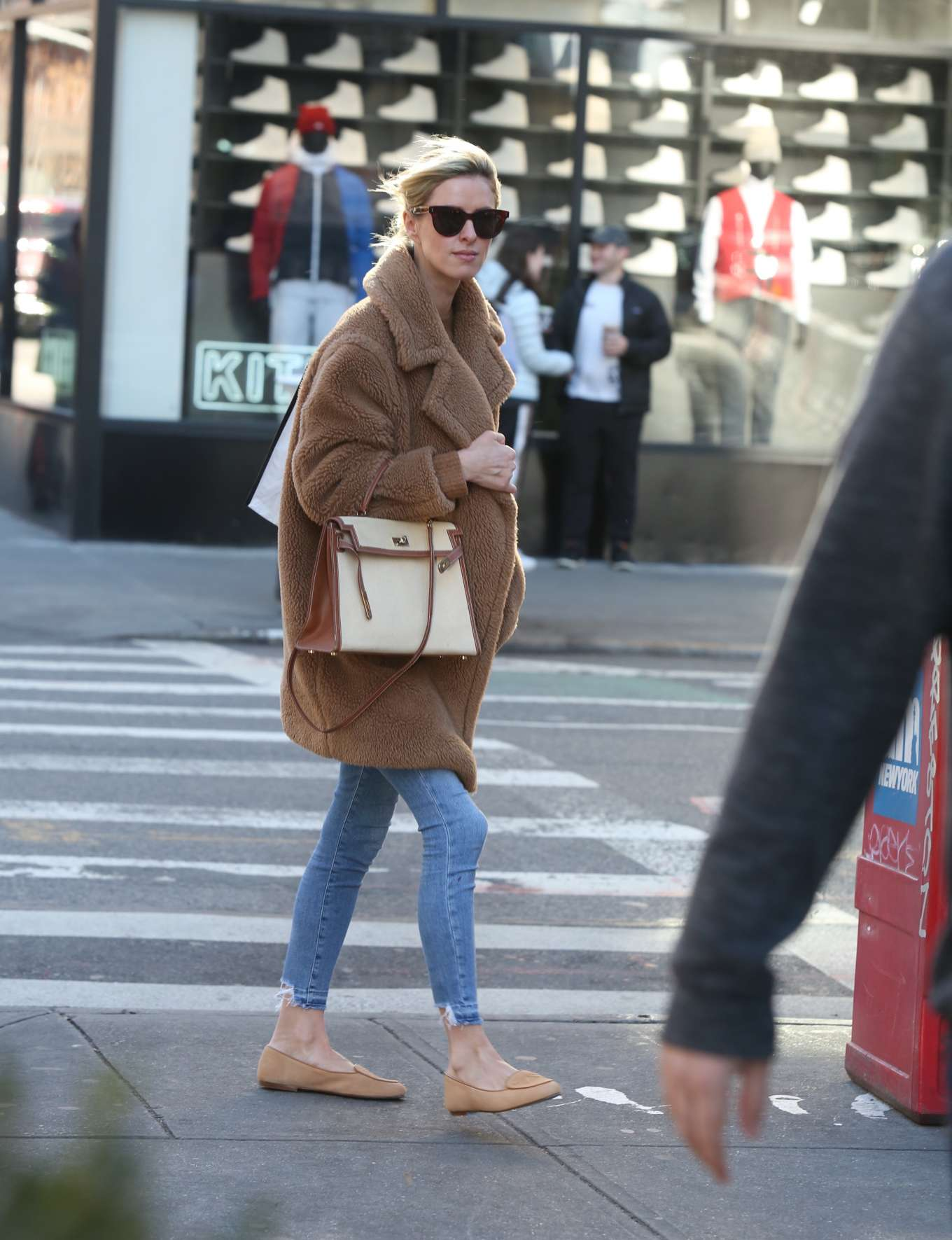 Nicky Hilton 2020 : Nicky Hilton with her husband out in New York-13