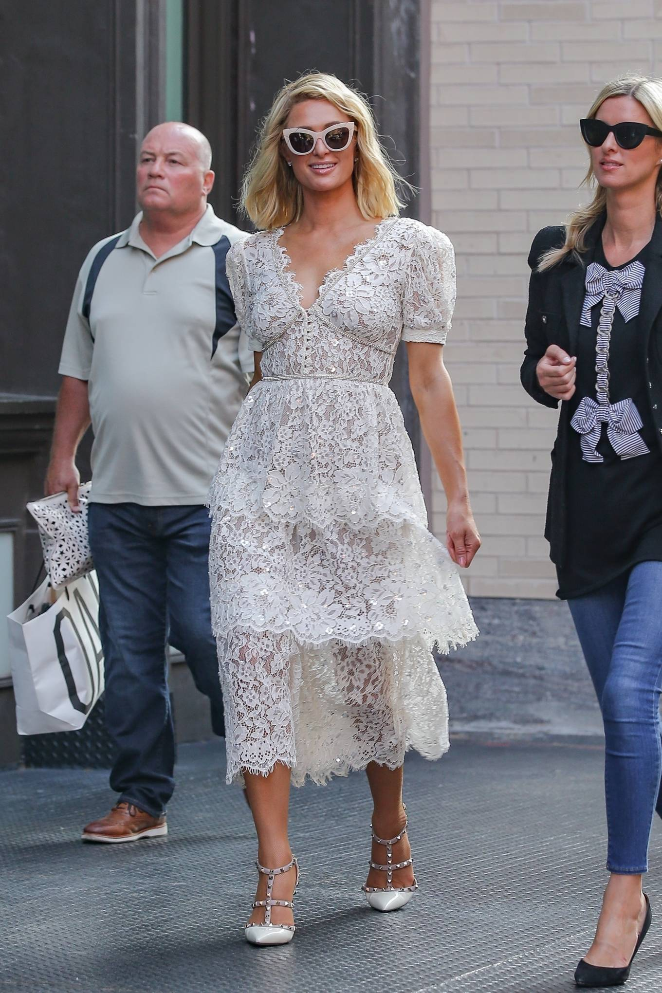 Nicky Hilton 2021 : Nicky Hilton – With Paris Hilton seen out and about in New York City-03