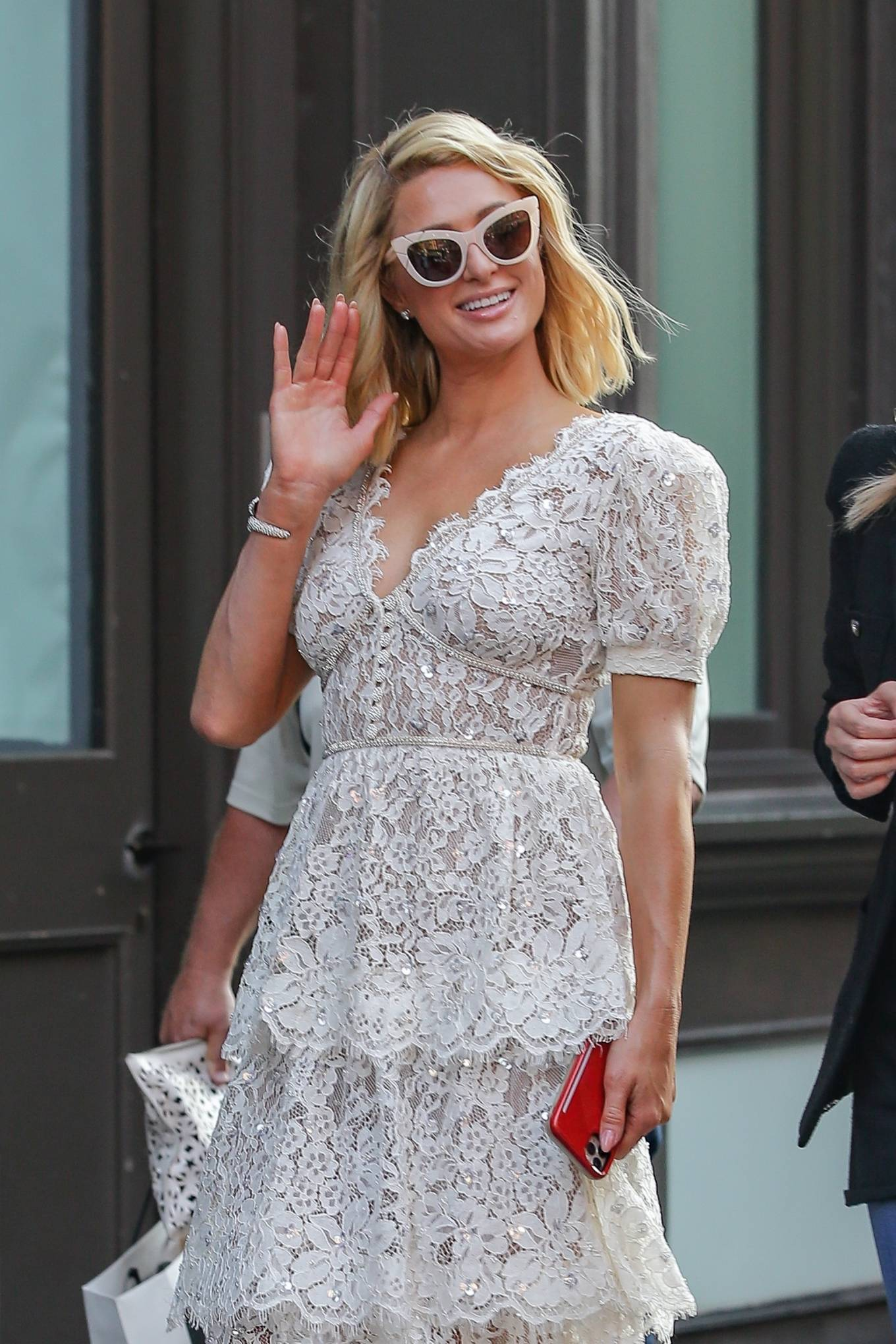 Nicky Hilton 2021 : Nicky Hilton – With Paris Hilton seen out and about in New York City-11