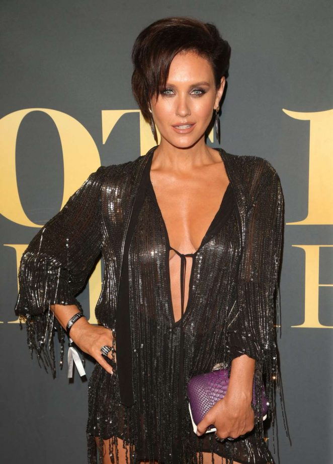 Nicky Whelan – 2018 Maxim Hot 100 Experience in Los Angeles