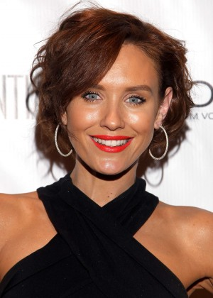 Nicky Whelan - Los Angeles Confidential Celebrates GRAMMY Issue in LA