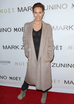 Nicky Whelan - Mark Zunino Atelier Store Opening in Beverly Hills