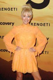 Nicky Whelan - 'Serengeti' Premiere in Los Angeles