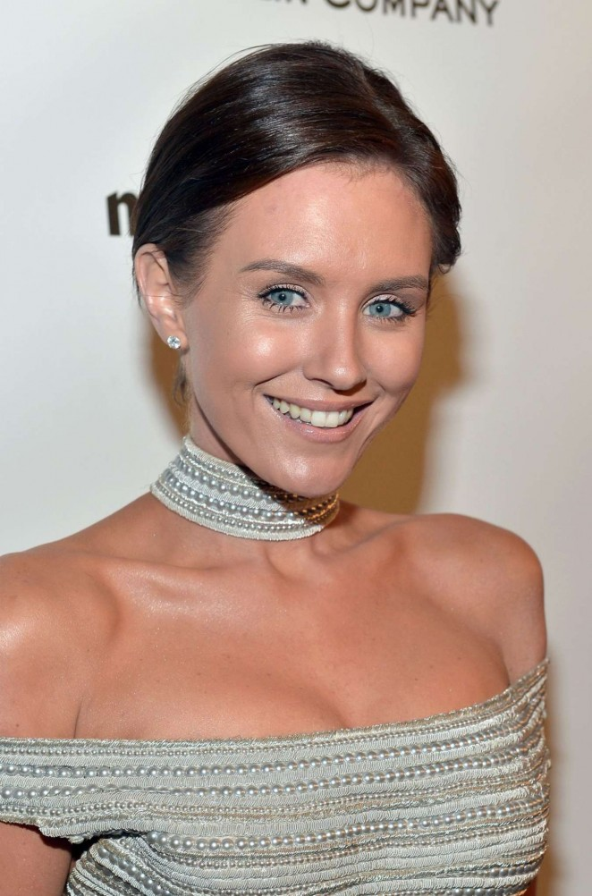 Nicky Whelan - The Weinstein Company & Netflix's Golden Globes Party 2015 in Beverly Hills
