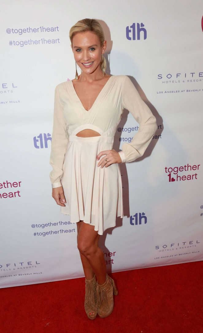 Nicky Whelan - together1heart Launch Party in West Hollywood
