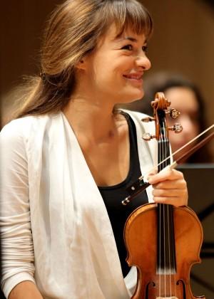 Nicola Benedetti - The Benedetti Sessions: Advanced String Masterclass in Saffron Walden