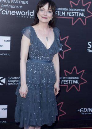 Nicola Harrison - 'The Secret of Marrowbone' Premiere in Edinburgh