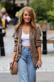 Nicola Hughes - Out in Covent Garden, London