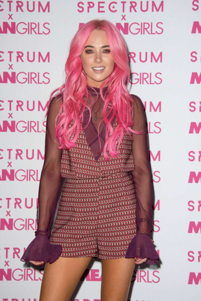 Nicola Hughes - Spectrum and Mean Girls Burn Book Launch Party in London