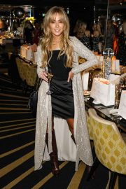 Nicola Hughes - Style Cheat's Christmas Party in London