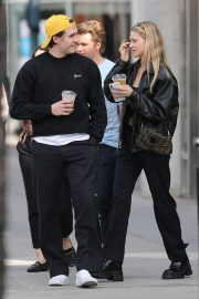 Nicola Peltz and Brooklyn Beckham - Shopping for jewelry at XIV Karats LTD in Beverly Hills