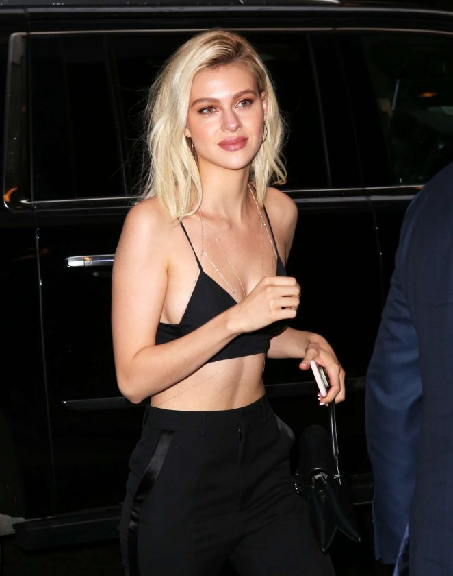 Nicola Peltz – Arrives at the 'Wind River' Screening in NYC