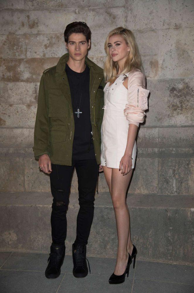 Nicola Peltz: Givenchy Show 2017 -12