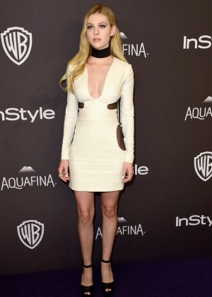 Nicola Peltz - InStyle and Warner Bros 2016 Golden Globe Awards Post-Party in Beverly Hills